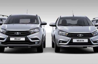 Автомобили LADA распродаются со скидками до 115 000 рублей