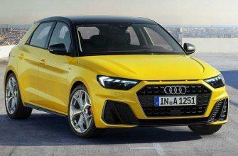 Опубликованы первые фото нового Audi A1