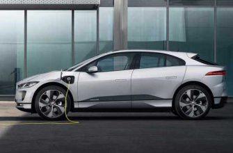 Британцы обновили экологичный Jaguar I-Pace для России