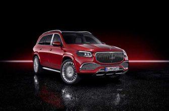 Объявлена российская цена суперкроссовера Mercedes-Maybach GLS