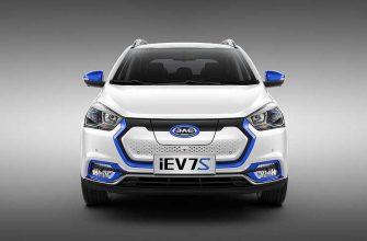 В России начинаются продажи дешевого электромобиля из Казахстана
