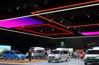 Volkswagen показал несколько новых коммерческих автомобилей